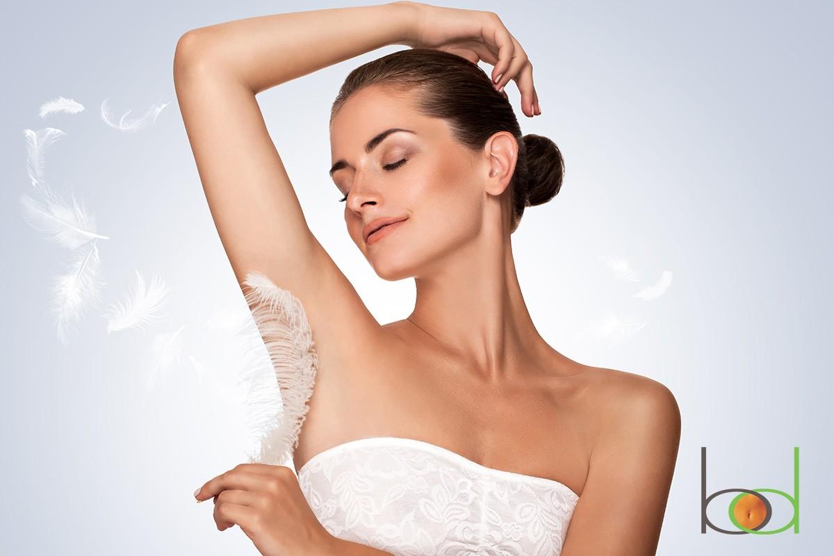 laser hair removal prep